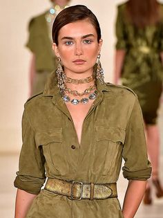 safari dress jewelry - jungle adventurer style