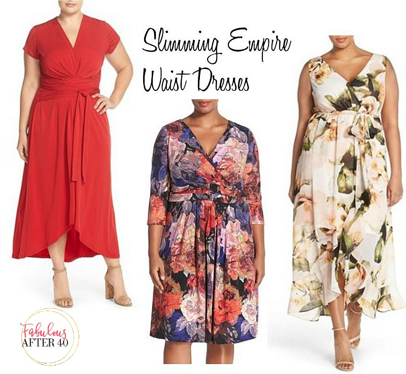 slimming empire waist